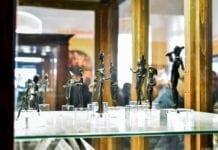 MAEC Cortona, opere esposte nella Sala del Biscione