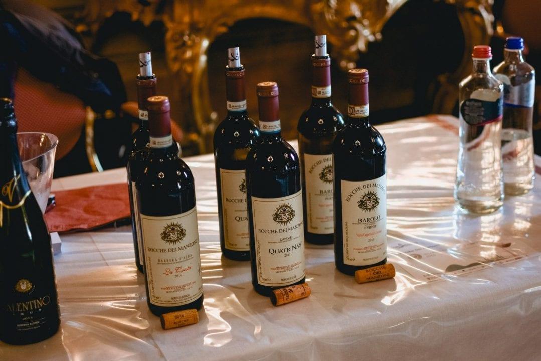 Anche i grandi vini del Piemonte protagonisti dei banchi di assaggio a Wine&Siena