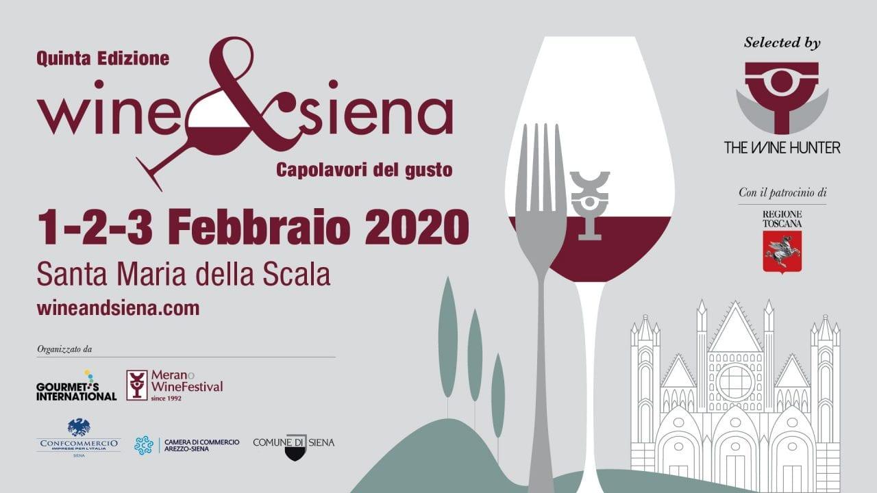Wine&Siena 2020