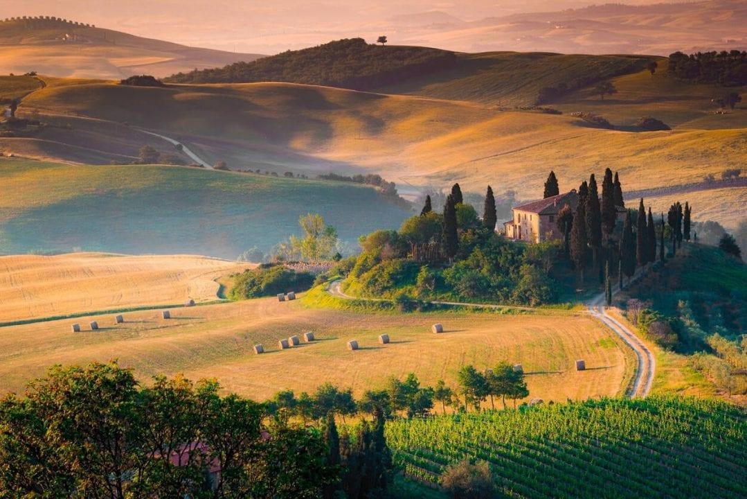 #myTuscany - Val d'Orcia, Toscana