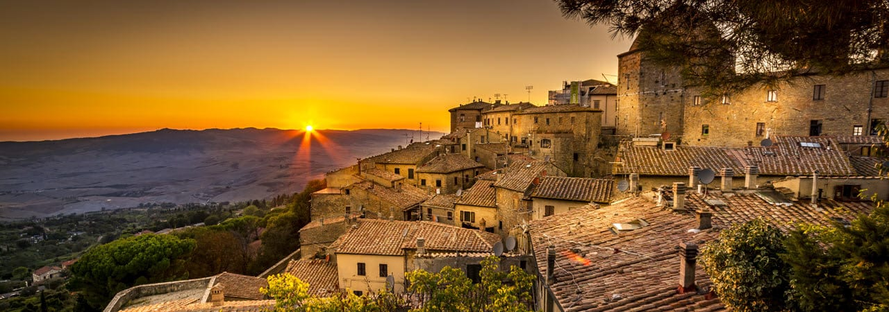 #myTuscany - Volterra, una delle località più affascinanti della Toscana