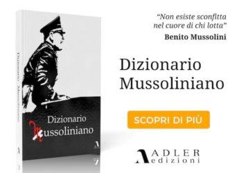 Dizionario Mussoliniano